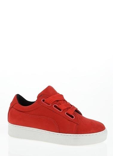 Derigo Sneakers Ayakkabı Kırmızı